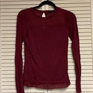 The limited top - size XS